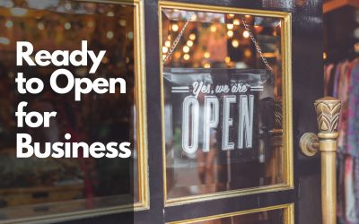 Are you ready to reopen your business after COVID19?